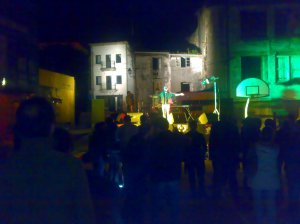 The Homens en Ferrol Vello