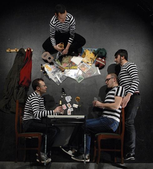 The Homens ao estilo Escher