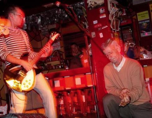 The Homens no Aturuxo (Bueu), 29-10-2006